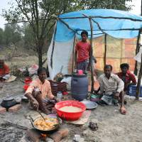 Bangladesh preparing barren islet to house 100,000 Rohingya refugees, denies it's a concentration camp