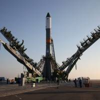 Russians launch cargo ship to space station after two-day halt