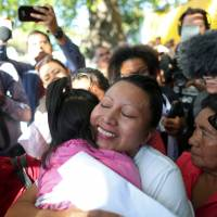 El Salvador's top court orders release of woman serving 30-year jail sentence over abortion