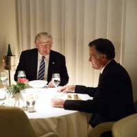 Trump endorses Romney for U.S. Senate bid as two bury the hatchet