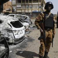 Thousands flee homes as West Africa's extremism spreads, rocks Burkina Faso