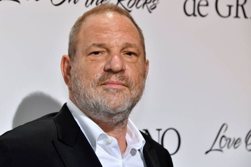 NY attorney general sues Weinstein Company and Harvey Weinstein over sexual misconduct