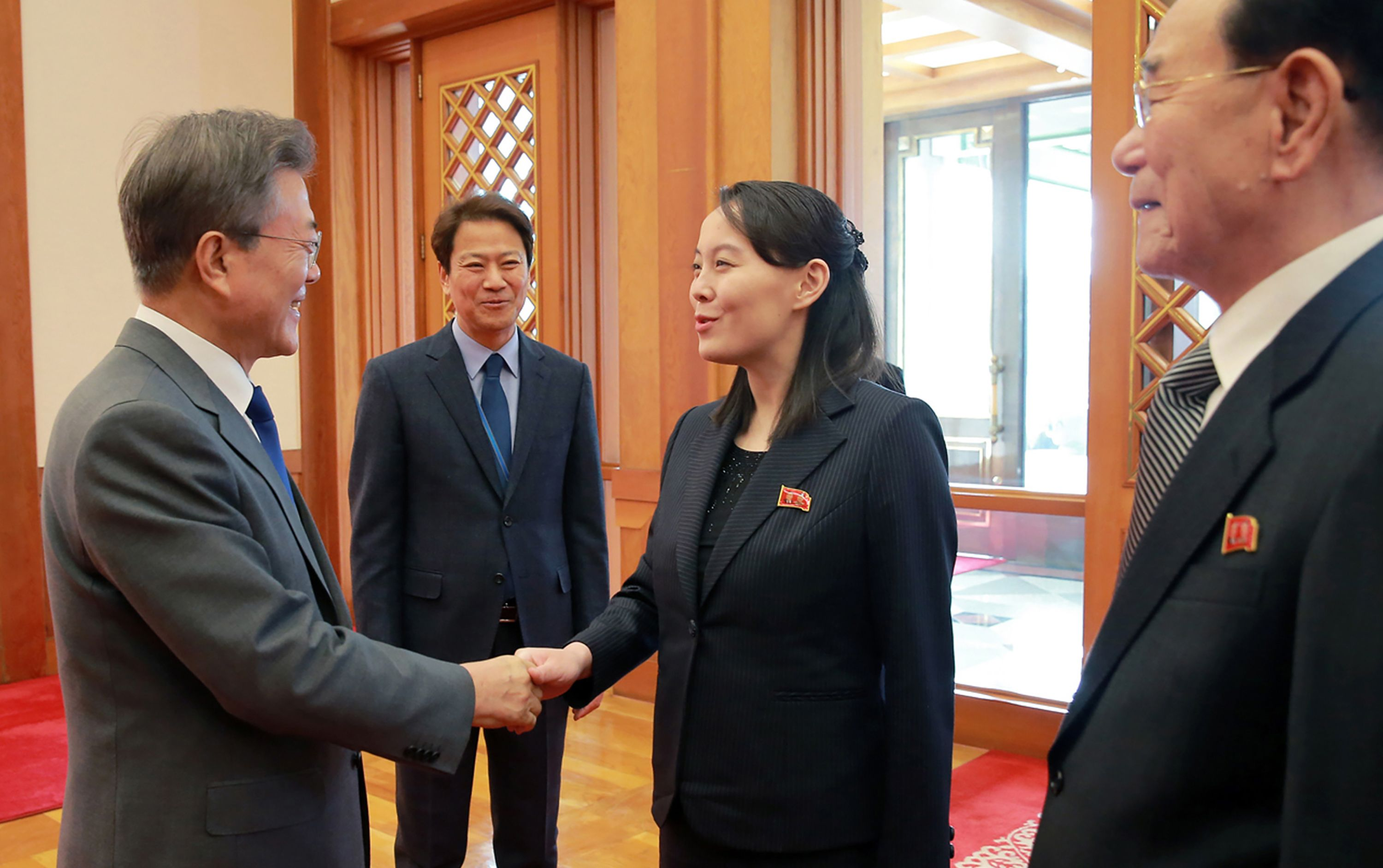 Japan says it won't fall for North Korean 'charm offensive ...