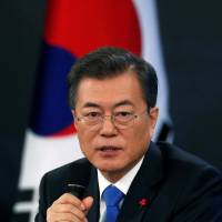 Moon Jae-in | REUTERS