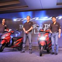Honda targets top spot in India on 'scooterization' wave