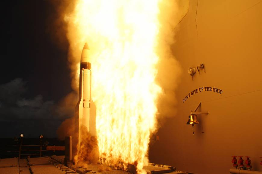 U.S. test of Aegis Ashore missile interceptor fails as Japan prepares to deploy system