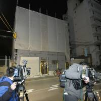 Severed head found in Osaka suitcase thought to be that of missing Hyogo woman; American in custody