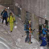 Group of French skiers lost, then found, outside Hokkaido resort