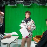Ex-SMAP star Shingo Katori says he spends half his time on social media and watching stream services.   BLOOMBERG
