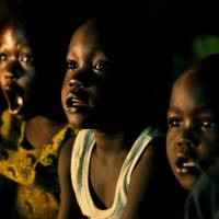 A cinema project expands to forge a bond between Japanese and Ugandan children