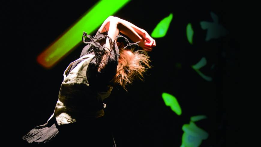 Contemporary dance festival puts modern 'Genji' front and center