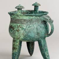 'The Beauty of Patina: Bronze Art of Ancient China and Japan'