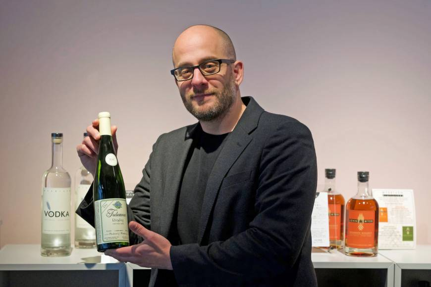Bringing little-known New York wines to Japan