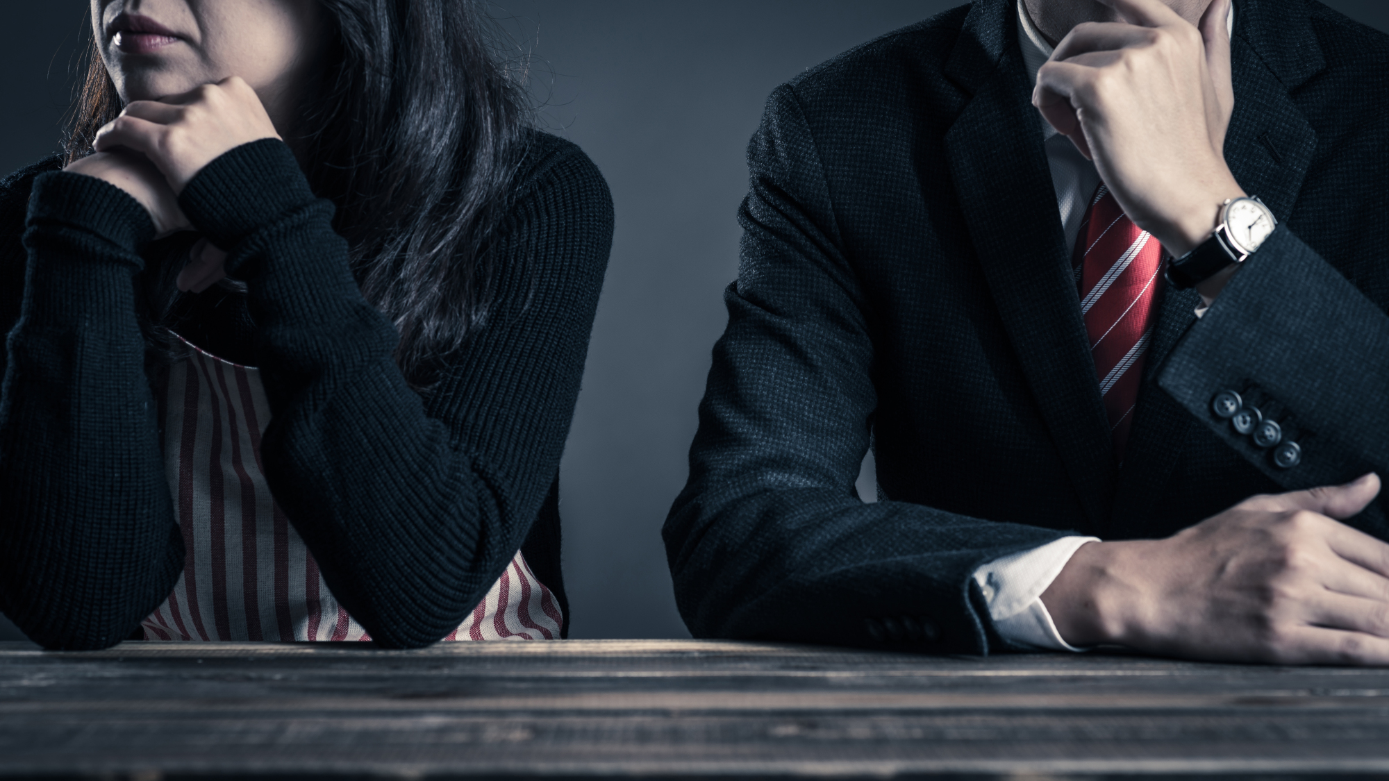Chill in the air: One salaryman laments the changes the #MeToo movement has had on relationships between men and women in his workplace.   GETTY IMAGES