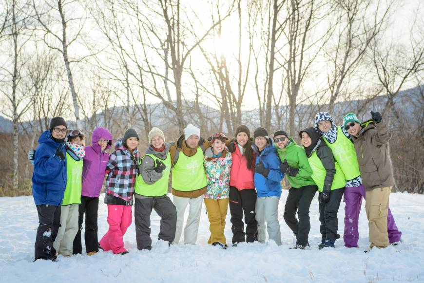 Bringing the great outdoors to Japan's underserved children