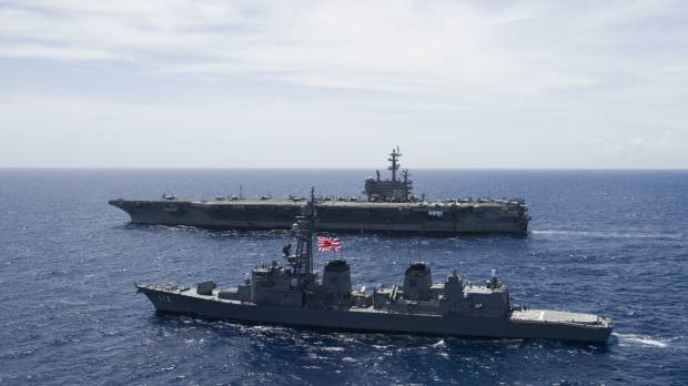 The narrow latitude of Japan's security policy