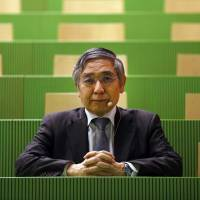 Haruhiko Kuroda's tenure as Bank of Japan governor has been a testament to the powers of determined, committed monetary easing. | BLOOMBERG
