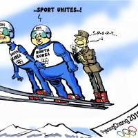 From Pyeongchang to peace?