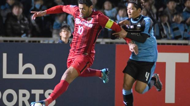 Frontale, Reysol lose Asian Champions League openers