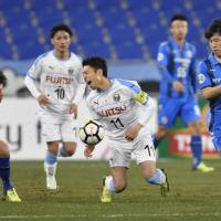 Frontale lose again in ACL; Reysol pegged back for draw