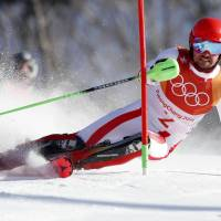 Marcel Hirscher finally adds Olympic gold to resume