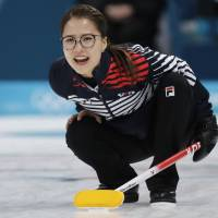 South Korea's 'Garlic Girls' overpower Japan in curling semi