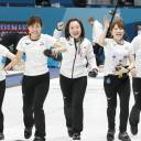 The Japan women's curling squad is delighted by the euphoria of collecting the bronze medal on Saturday night. Japan defeated Great Britain in Gangneung, South Korea.