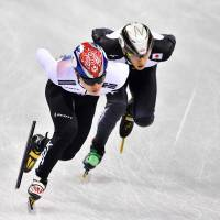 Speedskater Kei Saito fails doping test at Pyeongchang Olympics