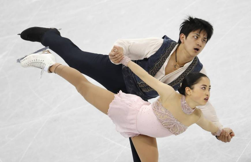 Japan Skating Federation doing an inadequate job of finding, developing pairs and ice dance prospects