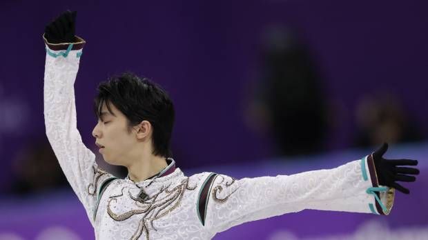 Yuzuru Hanyu's second Olympic title reaffirms greatness