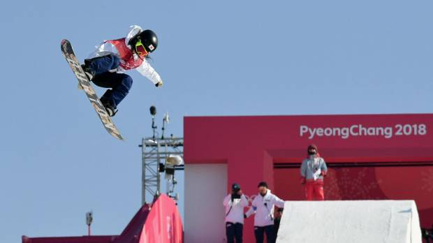 Reira Iwabuchi crashes during final run, finishes fourth in Big Air