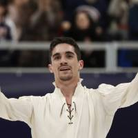 Spanish star Javier Fernandez says he's ready for Olympic competition