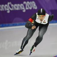 Nao Kodaira is the favorite to win the women's 1,000-meter speedskating title on Wednesday in Gangneung, South Korea. | REUTERS