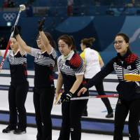 South Korea's curling 'Garlic Girls' taking Olympics by storm