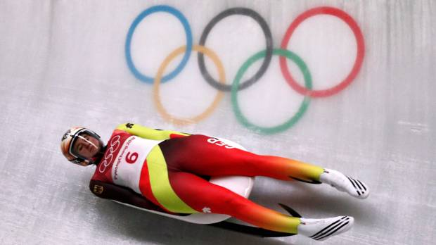 Natalie Geisenberger retains Olympic luge title