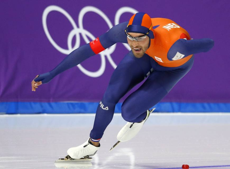 Dutch dominance continues on speedskating oval