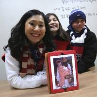Skating coach Kim Muir returns to orphan roots in South Korea