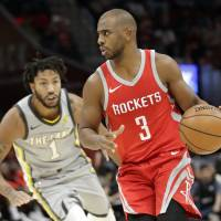 Rockets embarrass Cavaliers on TV again