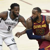 LeBron ends month with triple-double average