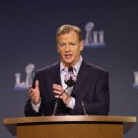 Goodell says NFL looking at revamp of current rulebook