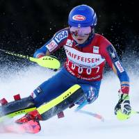 Olympic medal hopeful Mikaela Shiffrin reeled off five consecutive World Cup victories to start 2018, but has struggled since then. | REUTERS