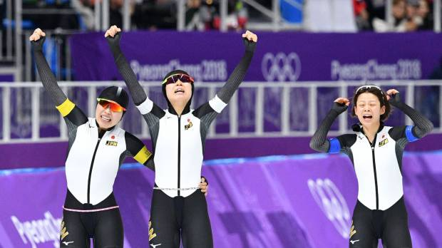 Japan women shatter Olympic record, conquer defending champion Netherlands in team pursuit final