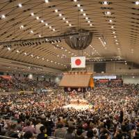 Osaka, host of the upcoming Spring Grand Sumo Tournament, has a rich sumo heritage and is said to be the birthplace of the ancient sport. | JOHN GUNNING