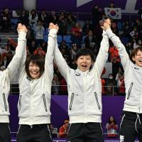 Miho Takagi overjoyed after claiming coveted gold medal in team pursuit