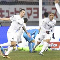 Mike Havenaar equalizer earns Vissel draw against Tosu in J. League season opener