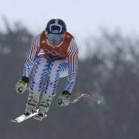 Lindsey Vonn is the downhill favorite, says rival Sofia Goggia