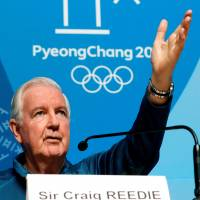 WADA chief Craig Reedie placing faith in Tokyo to restore Olympics' image