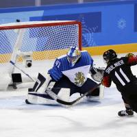 Canada trounces Finland, remains unbeaten