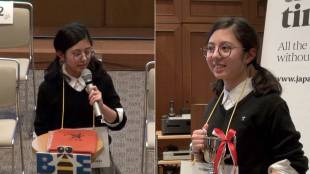 [VIDEO] Interview with Hanna Yoshida, winner of the 9th Japan Times Bee