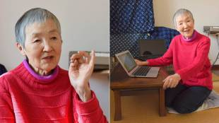 [VIDEO] Interview with Japan's Masako Wakamiya, an 82-year-old computer programmer